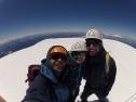 Lanin Volcano Ascent 3