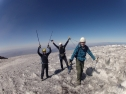 Lanin Volcano Ascent 4