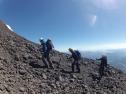 Lanin Volcano Ascent 5