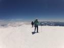 Lanin Volcano Ascent 1